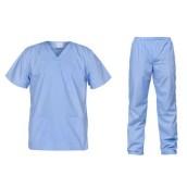 Jednorázová operační tunika + kalhoty, XXL