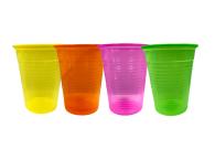 Kelímek plastový Tutti Frutti 180 ml, mix barev, 800 ks