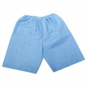 Kolo-šortky vel. XL, modré, 100 ks