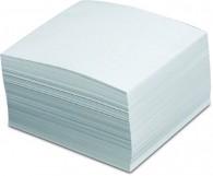 Kostka lepená bílá, 85 x 85 x 40 mm