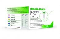 Lanceta Haemolance Plus, 21G 1,8 mm, zelená, 100 ks
