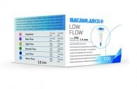 Lanceta Haemolance Plus detská, 25G 1,4 mm, modrá, 100 ks