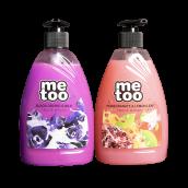 Me Too tekuté mýdlo s pumpičkou, 500 ml