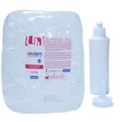 Medgel UNIDEM ultrazvukový gel 5000 g, čirý cubitainer + láhev + nálevka