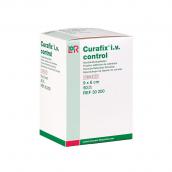 Náplasť Curafix I.V. Control, fixácia kanýl, 50 ks