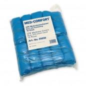 Návlek na postel 210 x 90 x 20 cm, PE, modrý, 10 ks v balení