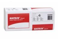 Papírové ručníky Katrin Classic 2-vrstvé bílé, 3000 ks