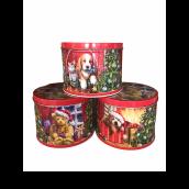 Porcelánový hrnček  350 ml mix vianočných dekorov