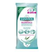 Sanytol univerzální čistící utěrky, 48 ks