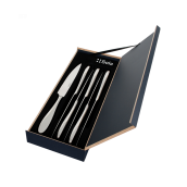 Steakový nôž set 6 ks v drevenom boxe