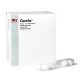 Tampon stáčený - sterilní, Gazin, 5 ks (3+2), vel. 3, 125 ks v balení