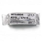 Termocitlivý papír Mitsubishi KP61-B, 110 mm x 20 m, matný povrch