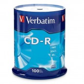 Verbatim CD-R 700MB 52x, 100 ks