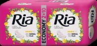 Vložky Ria Ultra  Normal Plus s křidélky, Duopack, 20 ks