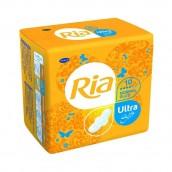 Vložky Ria Ultra Silk Normal Plus s křidélky, 10 ks