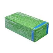 Vyšetřovací rukavice Style latex, nepudrované, Green, 100 ks