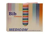 Zásobník na stomatologické ubrousky Medicom - papírový