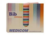 Zásobník na stomatologické utierky Medicom, papierový