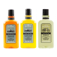 Manufaktura Dárkový set Trio sprchové gely a šampón pro muže